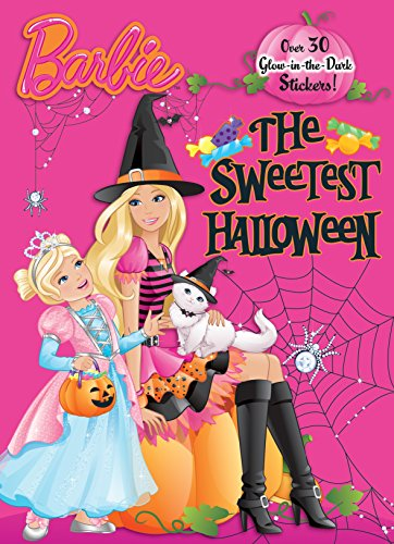 Barbie: The Sweetest Halloween
