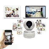 720P HD Wireless IP Kamera, Wireless WiFi IP Kamera Wireless IP Kamera Best Netzwerk Kamera, Cloud Video Speicherung und mehr Wireless IP-Kamera Sound Detection