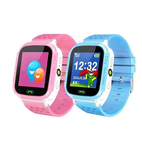 Smartwatch infantil, monitorizador actividad, reloj