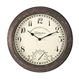 Smart Garden 5060000 - Uhr Bickerton Wall Clock 12