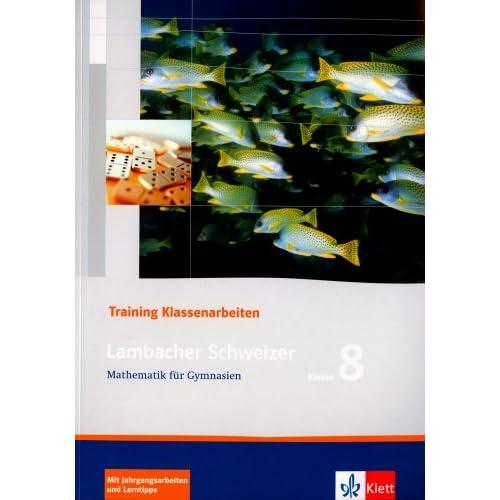 PDF] Lambacher Schweizer: Training Klassenarbeiten Mathematik für ...