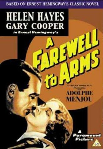 A Farewell To Arms [DVD] by Gary Cooper