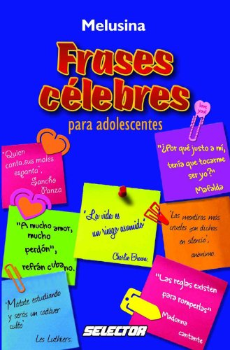 Frases célebres para adolescentes eBook: Melusina: Amazon.es ...