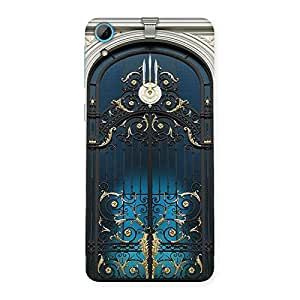 The Royal Door Back Case Cover for HTC Desire 826