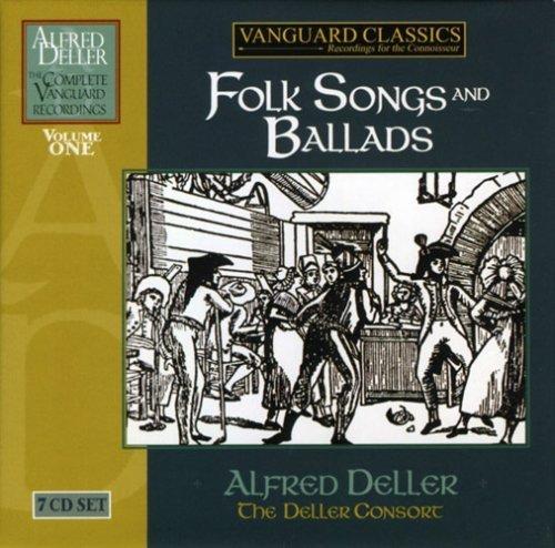Folk Songs and Ballads (Coffret 7 CD)