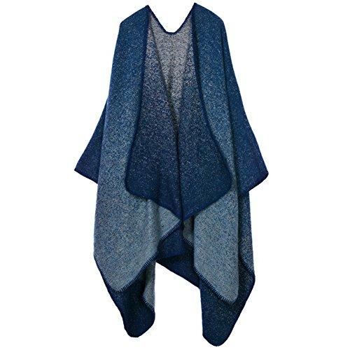 donna-ragazze-plaid-knit-autunno-inverno-caldo-poncho-capes-bohemia-avvolgere-sciall