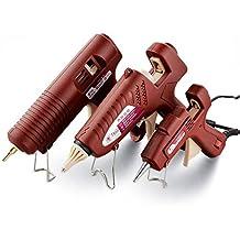 MASUNN Lijian 20W/60W/100W Hot Melt Pegamento Pistola Ajustable Profesional De Cobre Calentador