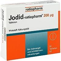 Jodid-ratiopharm 200μg 50 stk preisvergleich bei billige-tabletten.eu