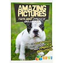 Amazing Pictures and Facts About French Bulldogs: The Most Amazing Fact Book for Kids About French Bulldogs (Kid's U) (English Edition)