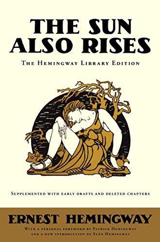 The Sun Also Rises: The Hemingway Library Edition par Ernest Hemingway