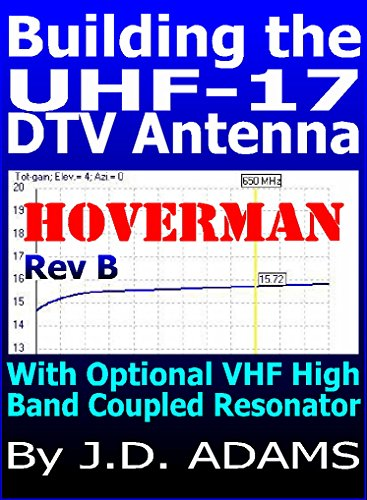 Building the UHF-17 DTV Antenna (English Edition) Dtv Uhf-antenne