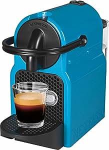Expresso à capsules Magimix Nespresso Inissia 11356, Bleu Pacifique