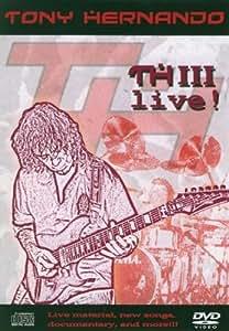 Tony Hernando - Live [UK IMPORT]