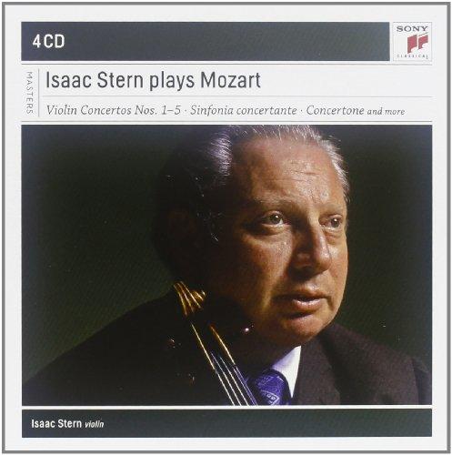 Mozart: Concerti Per Violino E Orchestra [4 CD]