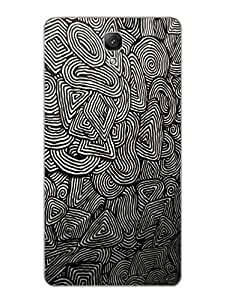 Batic Ethnic Pattern - Designer Printed Hard Back Shell Case Cover for Xiaomi RedMi Note Superior Matte Finish Xiaomi RedMi Note Cover Case