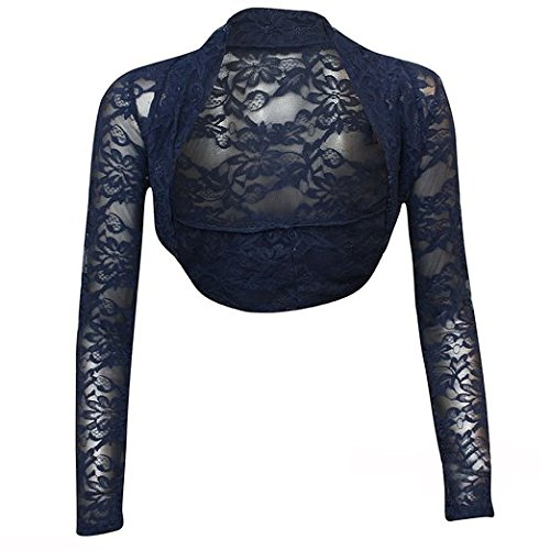 Sugerdiva - Robe - Portefeuille - Femme Noir noir 23-46 Bleu Marine