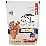 Purin One My Dog Adult Mini Umschlag Rind und Reis 800GR