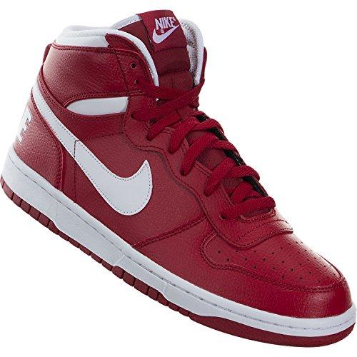 Nike Herren 336608-610 Basketball Turnschuhe Rot