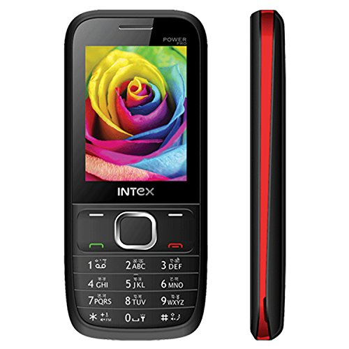 INTEX POWER+ RED & BLACK