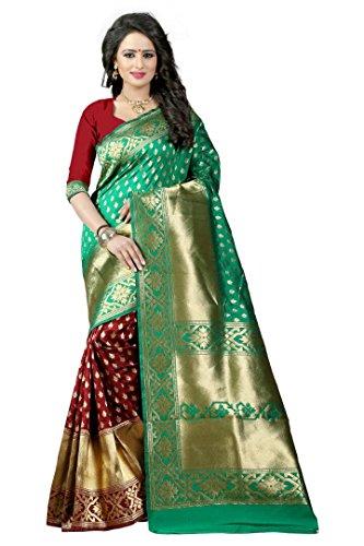 Skyzone kanjivaram sarees for wedding