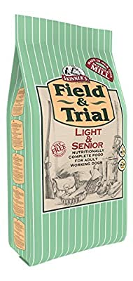 Skinners Field and Trial Light and Senior Dog Food by Su-Bridge Pet Supplies Ltd