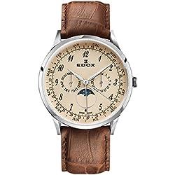 Reloj EDOX para Hombre 40101-3C-BEBN