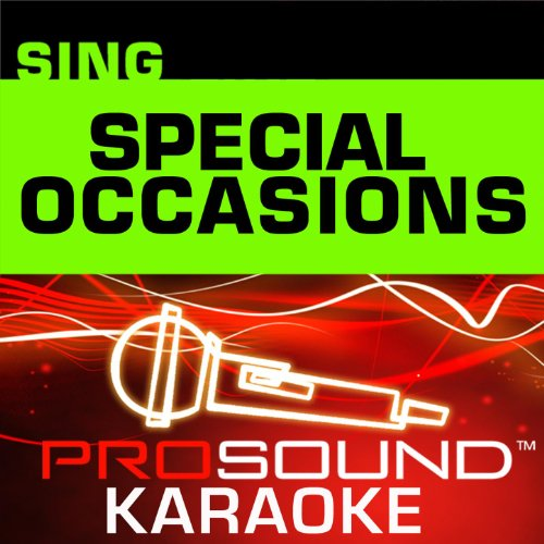 Hava Nagila (Karaoke Instrumental Track) [In the Style of Special Occasions]