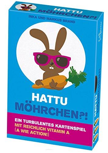 moses. 62230 - Hattu Möhrchen?, Kartenspiel