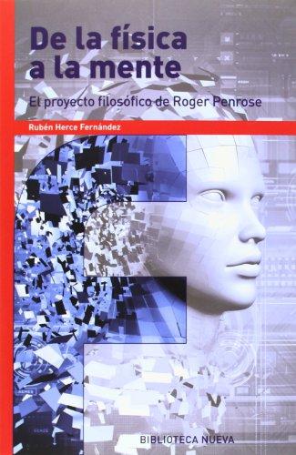 De la física a la mente: El proyecto filosófico de Roger Penrose (Poesía)
