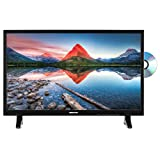 Medion Life P12311 69 cm (27,5 Zoll HD) Fernseher (Triple Tuner, DVB-T2 HD, DVD-Player,...