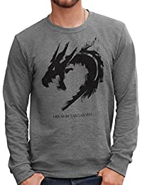 Sweatshirt House Of Targaryen Dragon - FILM by Mush Dress Your Style