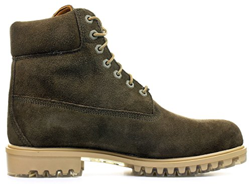 Sued Olive Dark Chaussures Tpu Faible Vert Timberland 6Inch rBQdstCxh