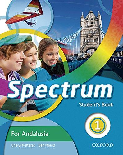Spectrum 1 student's book andalucía