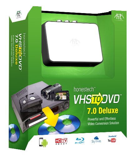VHS to DVD 7.0 Deluxe (PC)