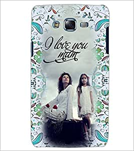 PrintDhaba Quote D-4166 Back Case Cover for SAMSUNG GALAXY ON 7 (Multi-Coloured)