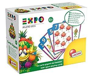 Lisciani 50512-Expo Cartas Gigantes