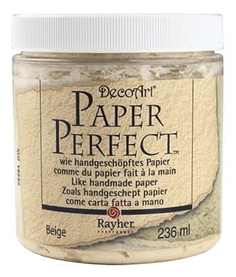 RAYHER - Paper Perfect, Dose 236 ml, beige von RAYHER HOBBY auf TapetenShop