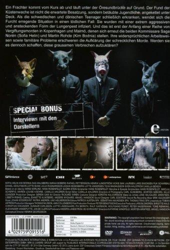 Die Brücke - Transit in den Tod: Staffel II [5 DVDs]: Alle Infos bei Amazon