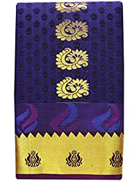 Saravanabava Silks - Kanchipuram Silks Sarees (Art Pattu Butta Empossed SRBS01212 )