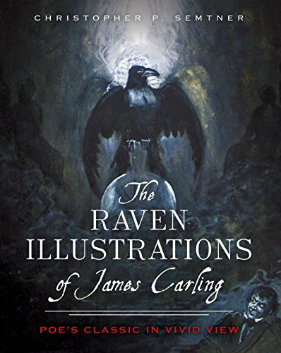 raven-illustrations-of-james-carling-the-poes-classic-in-vivid-view-english-edition