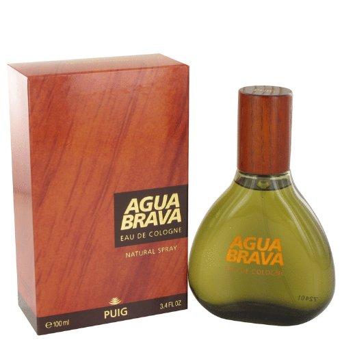 Puig - Agua Brava Eau De Cologne Spray 100Ml/3.4Oz - Parfum Homme