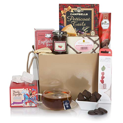 Sweet Treats for Her Hamper - The Hamper for Her - Ideal as a Thank You Gift Hamper or Birthday Present