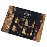 Goebel Gustav Klimt Platzset 4 Stück Artis Orbis 40 x 30 cm aus Kork