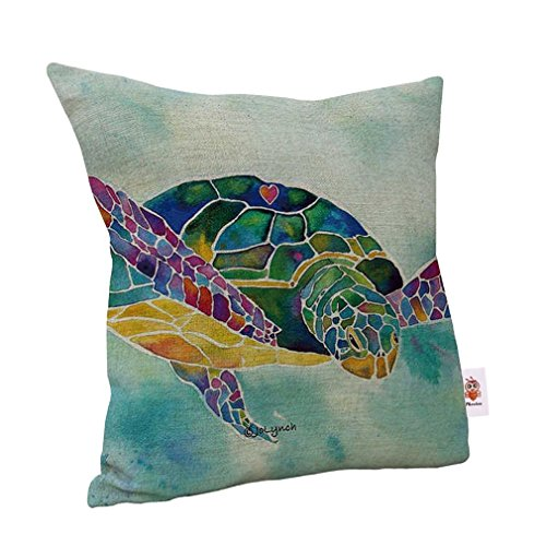 nunubee-4545cm-linen-cotton-throw-pillow-case-sofa-pillowcases-car-cushion-cover-sea-turtle