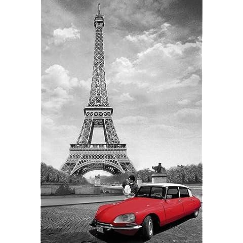 GB occhio Poster Bacio a Parigi, 61