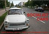 Socialist Cars 2020 (Wandkalender 2020 DIN A2 quer): Trabant, Wartburg, Lada & Co - Relikte einer untergegangenen Epoche (Monatskalender, 14 Seiten ) (CALVENDO Technologie) -