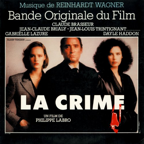 La crime (Bande originale du film de