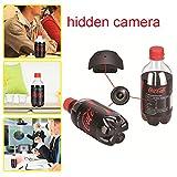 kaersishop Versteckter Kamera Wasser Flasche Motion Sicher Erkennung tragbar mini Sicherheit Kamera Video Aufzeichnung Full HD 1080p rot
