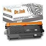 Dr.Ink Super XXL Toner ersetzt Brother TN-2220, TN2220, TN-2010, TN2010 5400 Seiten