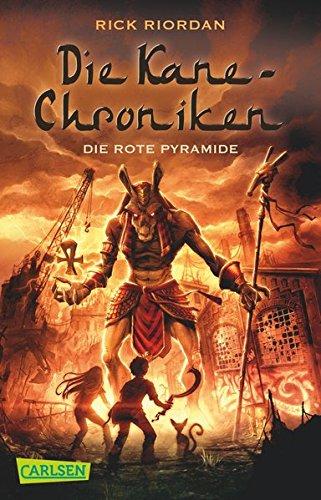 Die rote Pyramide (Die Kane-Chroniken, Band 1)